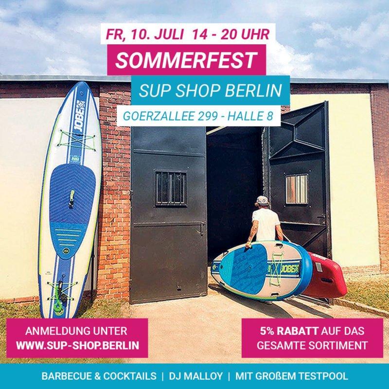 Sommerfest-2020-SUP SHOP