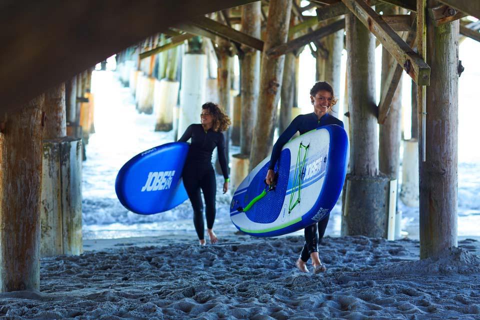 5 Gründe für aufblasbares SUP Board
