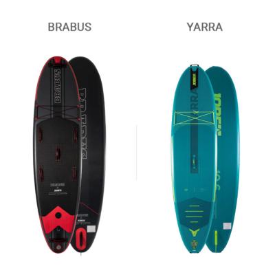 Brabus vs Yarra Produktvergleich