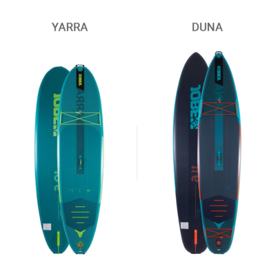 Yarra vs Duna Produktvergleich